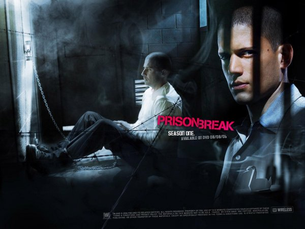 смотреть онлайн сериал побег из тюрьмы сезон 1: